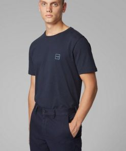 Hugo Boss Tales T-shirt Navy Blue