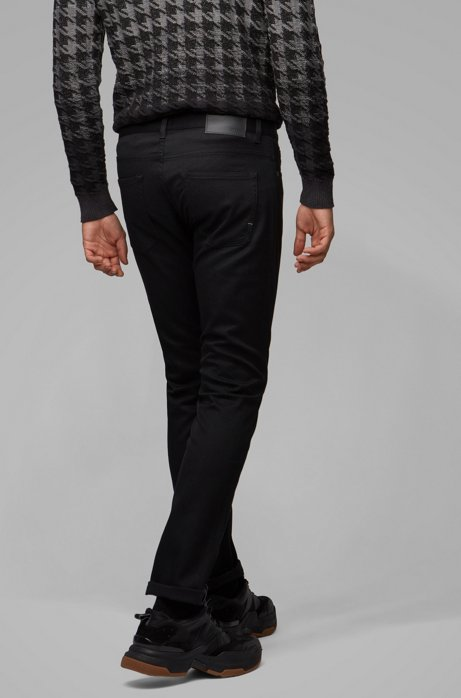 Hugo Boss Delaware Jeans Black