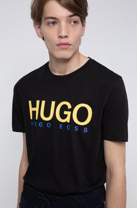 Hugo Boss Dolive 202 T-shirt Black
