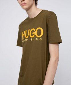 Hugo Boss Dolive 202 T-Shirt Green
