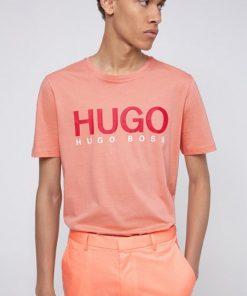 Hugo Boss Dolive 202 T-Shirt Light Orange