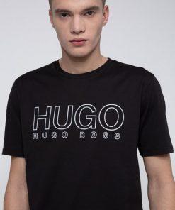 Hugo Boss Dolive U202 T-Shirt Black