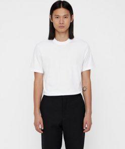 J.Lindeberg Silo Jersey T-shirt White