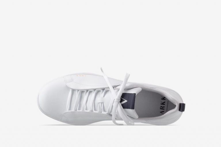 Arkk Copenhagen Uniklass Leather Shoe Men White