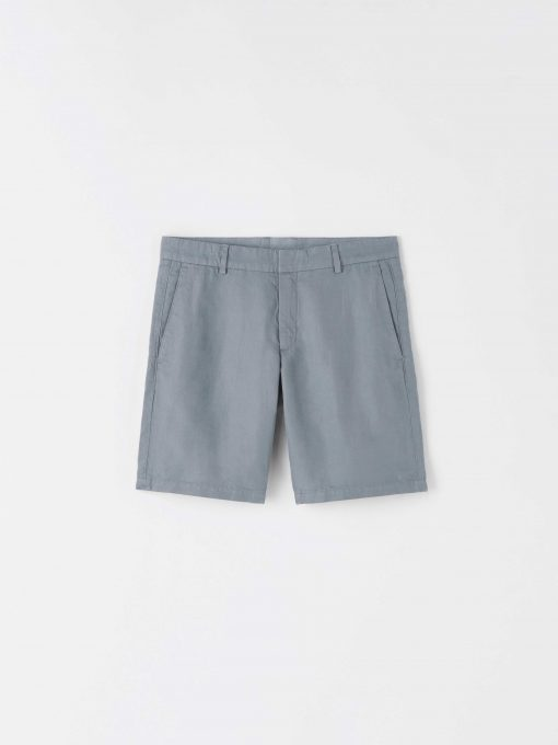 Tiger of Sweden Hills 6PPT Shorts Steel Grey