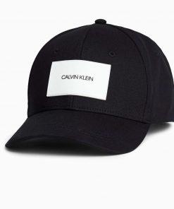 Calvin Klein Twill Cap Black