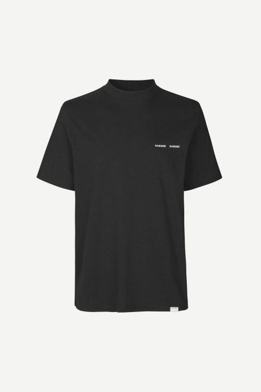 Samsoe & Samsoe Norsbro T-shirt Black