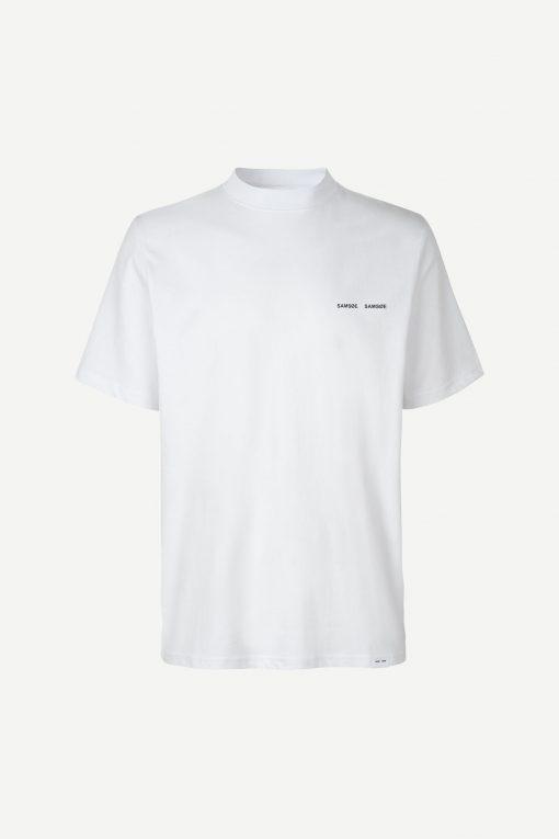 Samsoe & Samsoe Norsbro T-shirt White