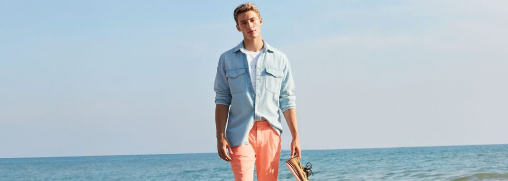 Tommy Hilfiger men's summer clothes
