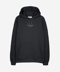 Makia x Von Wright Caught Sweatshirt Black