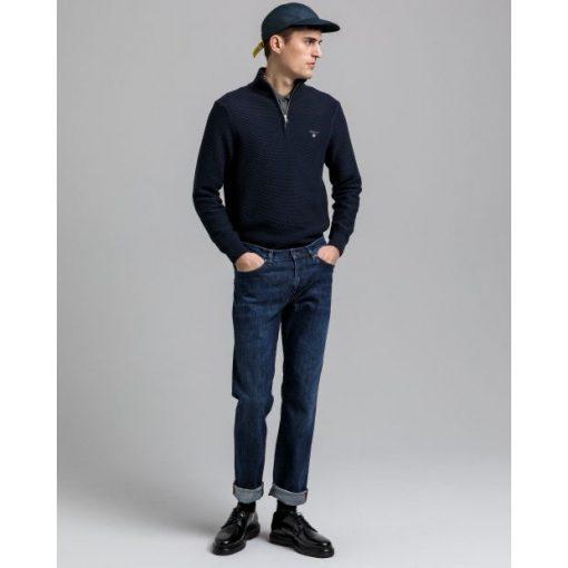 Gant Slim Jeans Dark Blue Worn In