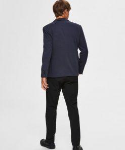 Selected Cole Blazer Blue