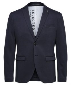 Selected Cole Blazer Blue