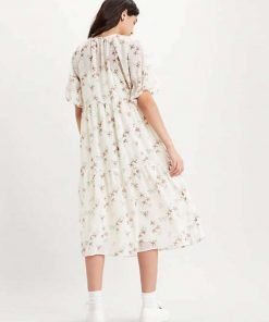 Levi's Azalea Dress Off-white