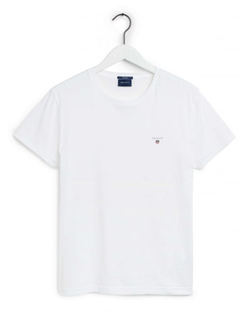 Gant Original T-shirt White
