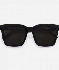 Retrosuperfuture Aalto Black Sunglasses