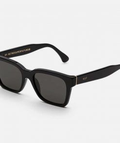Retrosuperfuture America Classic Sunglasses Black