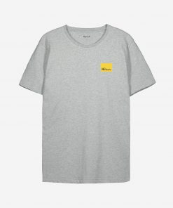 Makia Barrier T-shirt Grey