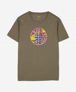 Makia Re-Scope T-shirt Green
