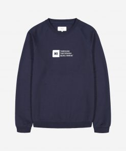 Makia Flint Light Sweatshirt Dark Blue