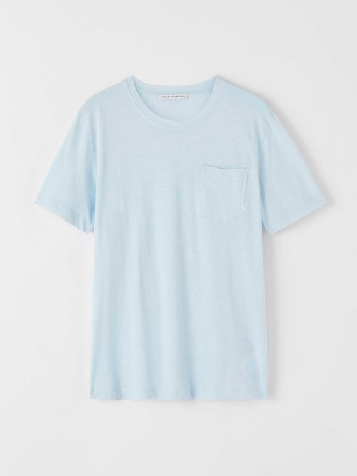 Tiger of Sweden Didolot T-shirt Pastelblue
