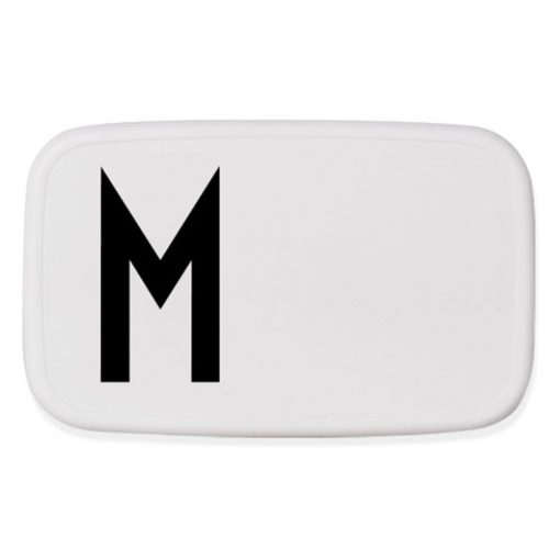 Design Letters Lunch Box M