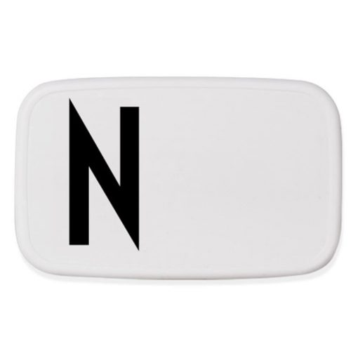 Design Letters Lunch Box N