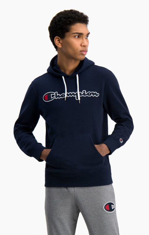 Champion Hooded Sweatshirt Dark Turquoise