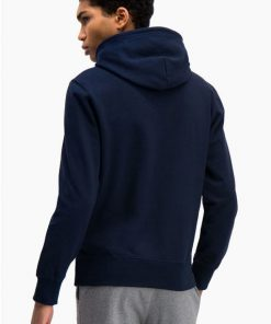 Champion Hooded Sweatshirt Dark Turquoise