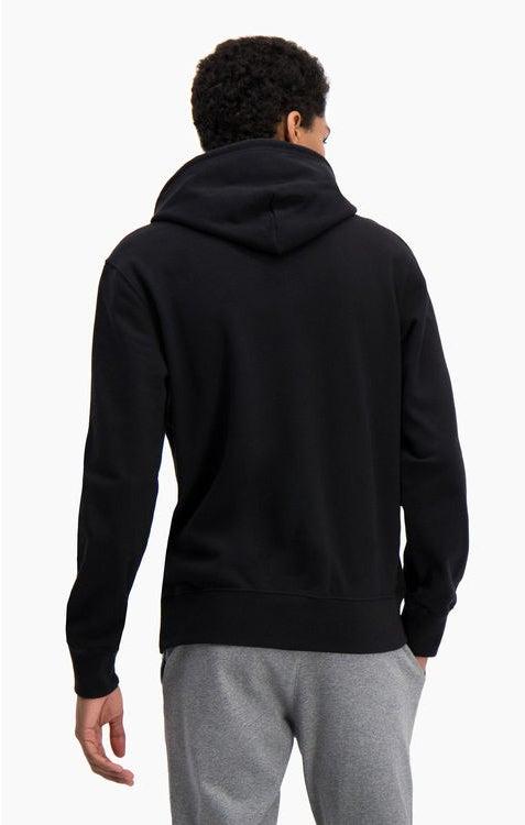 Champion Hooded Sweatshirt Black