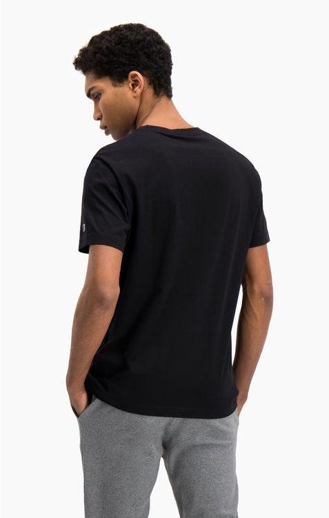 Champion Crewneck T-shirt Black