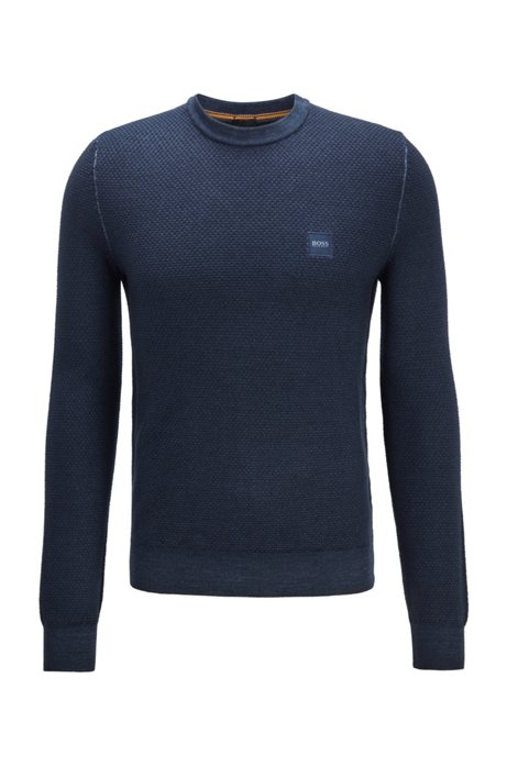 Hugo Boss Anitoba Knit Dark Blue