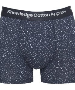 Knowledge Cotton Apparel Maple 1 Underwear Total Eclipse