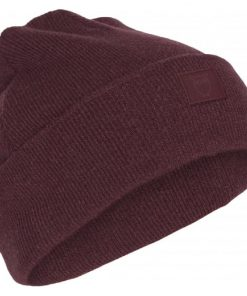 Knowledge Cotton Apparel Leaf Organic Wool Beanie Codovan