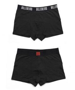 Billebeino Boxers 2-pack Black