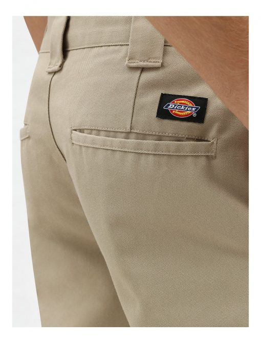 Dickies 872 Slim Fit Work Pant Khaki