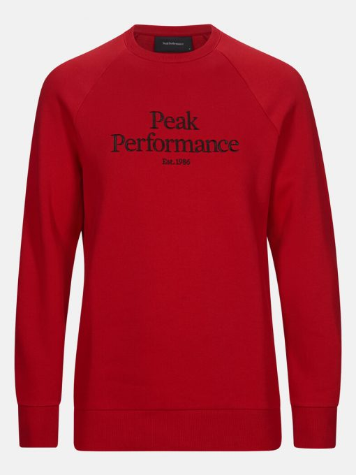 Peak Performace Original Crew Men The Alpine