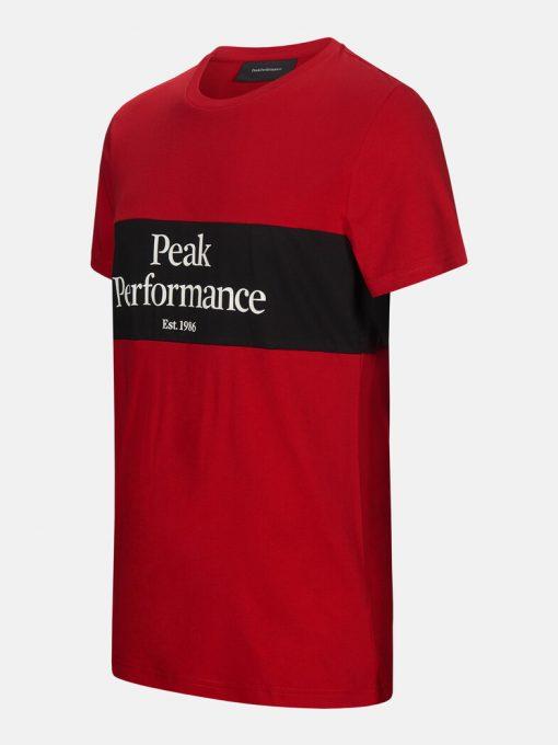 Peak Performance Original Seasonal Tee The Alpine