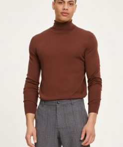 Samsoe & Samsoe Flemming Turtle Neck Cinnamon