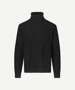 Samsoe & Samsoe Viktor Turtle Neck Black