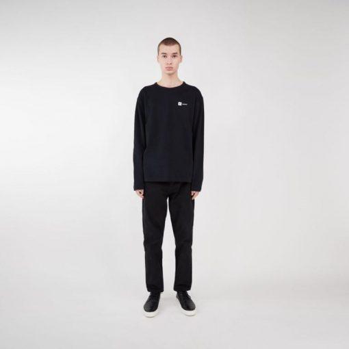 Makia Dylan Longsleeve T-shirt Black