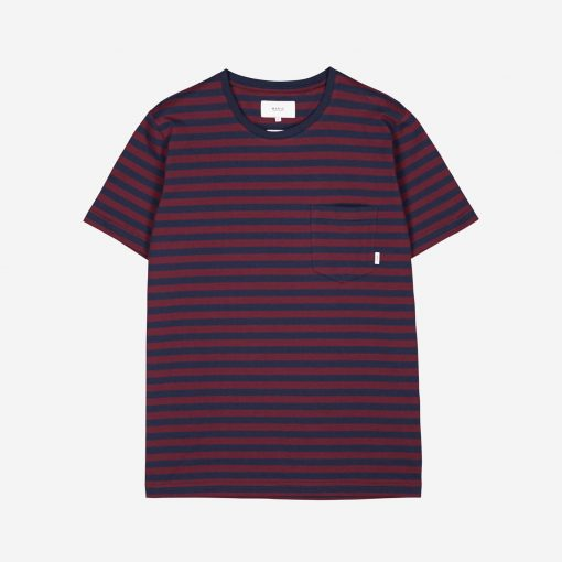 Makia Verkstad T-Shirt Port-Navy