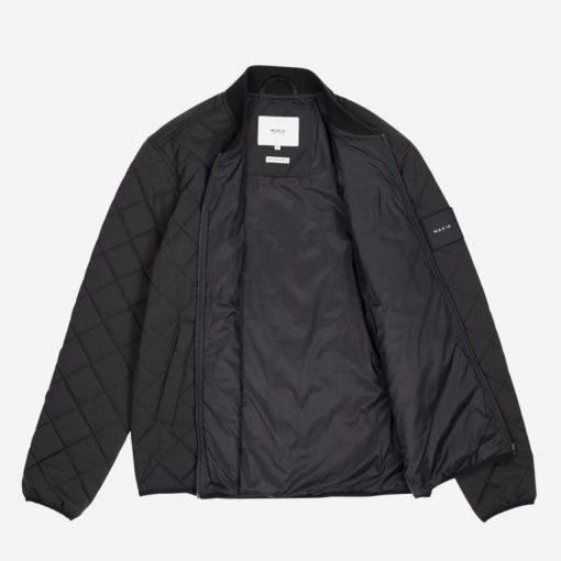 Makia Metropol Jacket Black