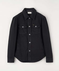 Tiger Jeans Get Jacket Black