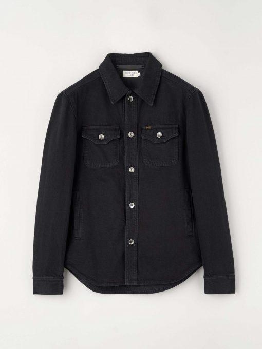 Tiger Jeans Get Jacket Black