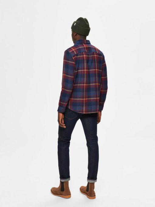 Selected Homme Gunnar Shirt Port Royale