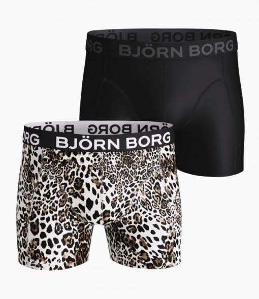 Björn Borg Sammy Microfiber boxers Leo 2-Pack