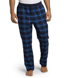 Björn Borg Big Check Percy Pyjama Pant Peacoat
