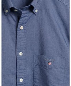 Gant Oxford Shirt Persian Blue