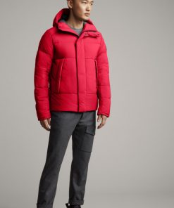 Canada Goose Armstrong Down Hoody Red